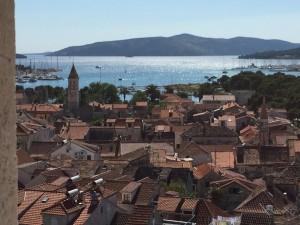 Die Altstadt von Trogir