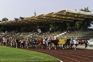 889 Schüler des HGV starteten beim Sponsorenlauf