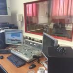Zu Besuch bei unseren Radiokollegen