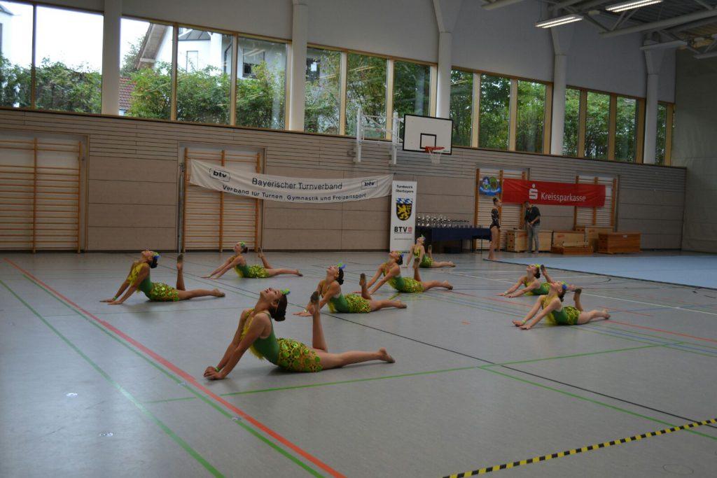 """Die """"Kleinen"""" beim Tanzen (alle Fotos: privat)"""