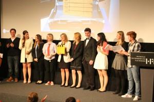 Die Mitwirkenden des Gewinner-Films