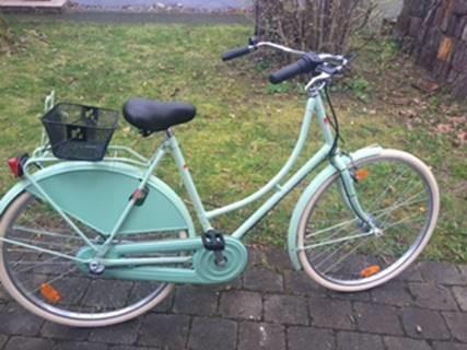 Dieses Rad wird gesucht. Bild: Polizei